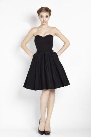 NNO19-98 Oblekica svečana Black Valvet
