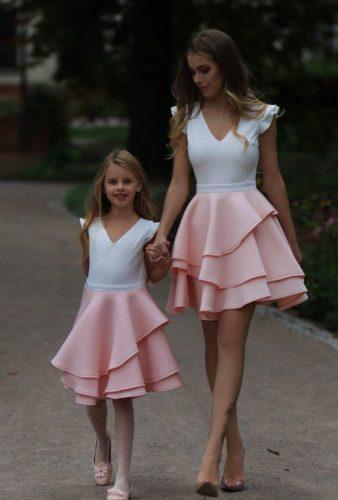 Oblekica otroška  svečana Fairy