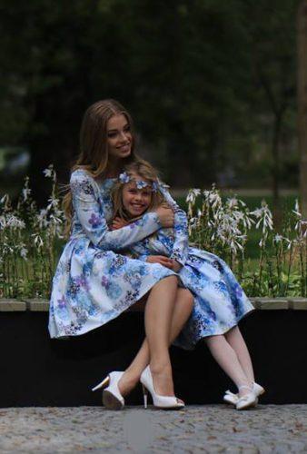 Oblekica otroška svečana Blue Park