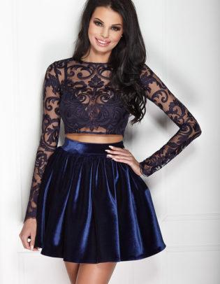 Oblekica Kimi Blue